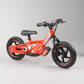 Amped A10 Electronic Balance Bike Red