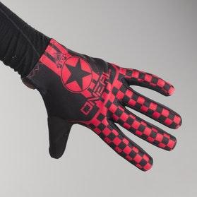 O'Neal Matrix Wingman Gloves Black-Red