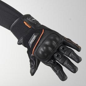 Rękawice Richa Blast Czarno-Fluorescencyjno Pomarańczowe