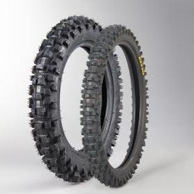 "Maxxis M-7304 MX Tyre Set 10 ""-10"""