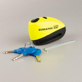 Blokada Tarczy Hamulcowej Oxford Screamer XA7 Żółto-Czarna Matowa