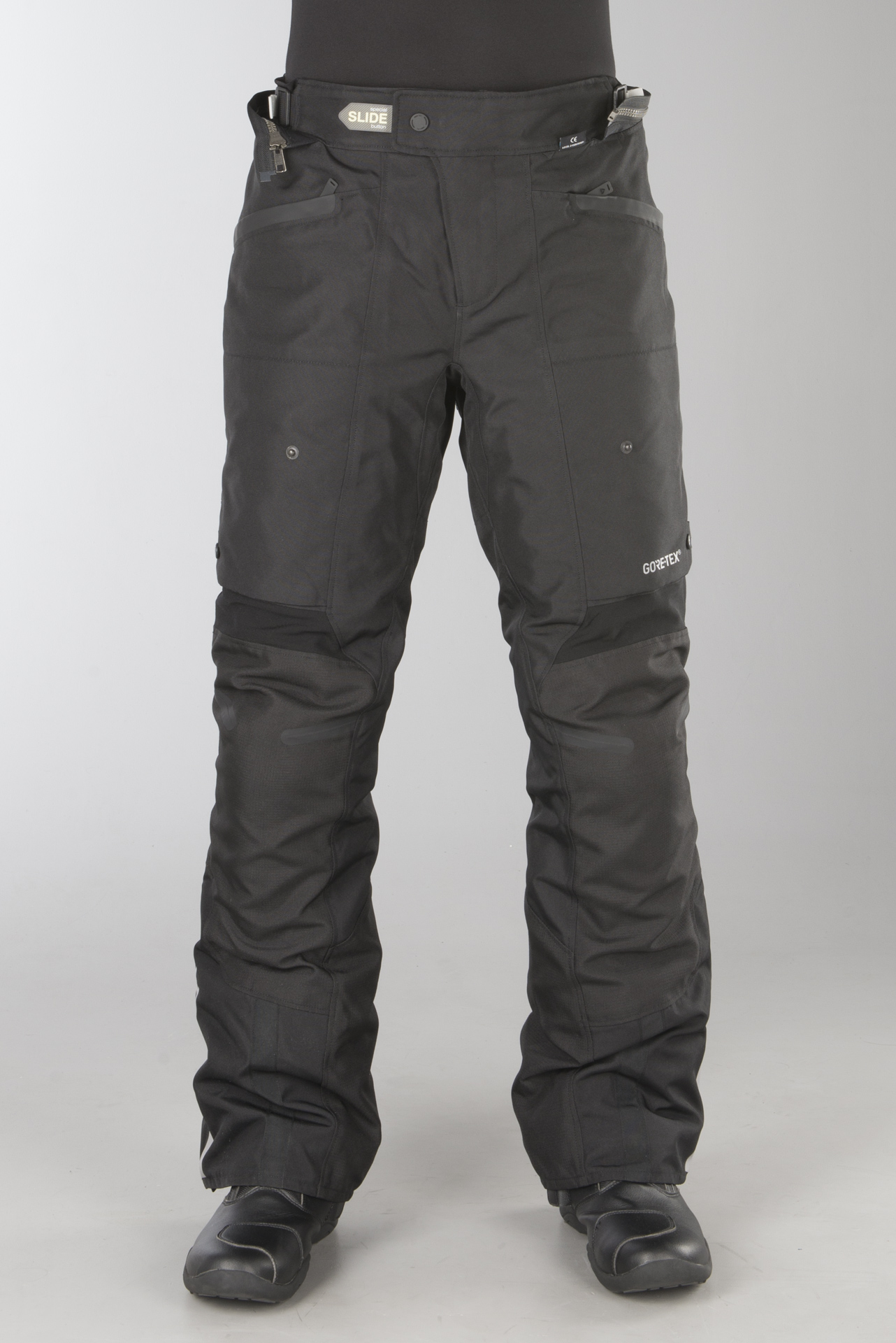 IXS Neptun Rain Pants Black, Medium