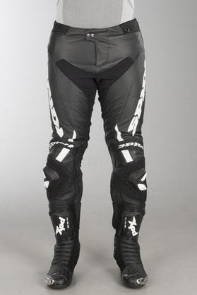 Spidi RR Pro 2 Leather Trousers Black-White
