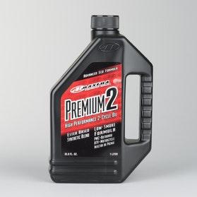 Olej 2T Maxima Premium 2 1L