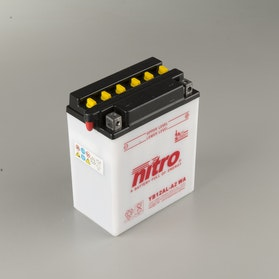 Nitro High Cranking Motorcycle Battery