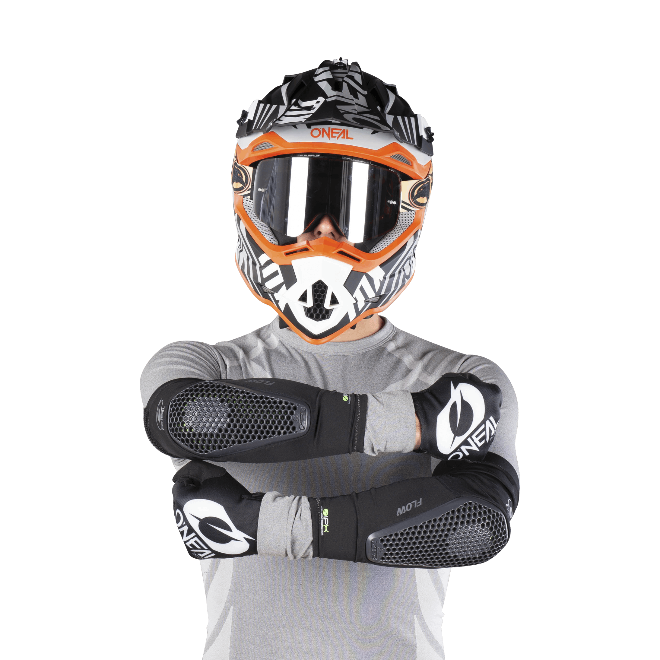 ONeal Flow Elbow Guard Gray M
