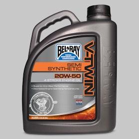 Olej Silnikowy Bel-Ray V-Twin Półsyntetyczny 20W50