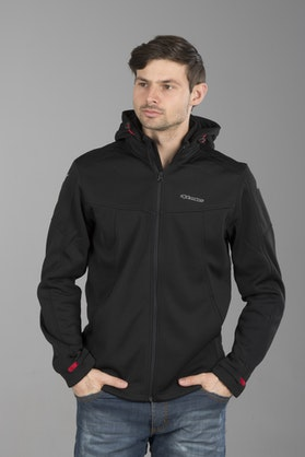 Alpinestars Stratified Hoodie Black