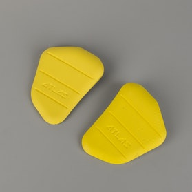 Atlas Prodigy/Air/Carbon Spare Parts Back Support Black-Yellow