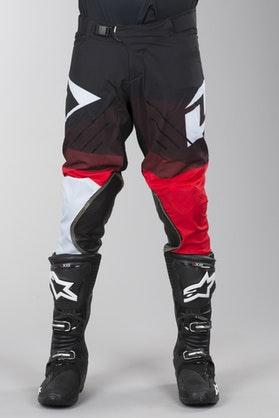 Spodnie cross OneIndustries Vapor Shifter Czerwony-Czarny