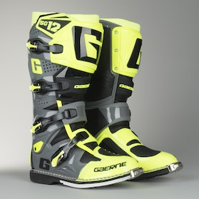 Buty Cross Gaerne SG-12 Yellow