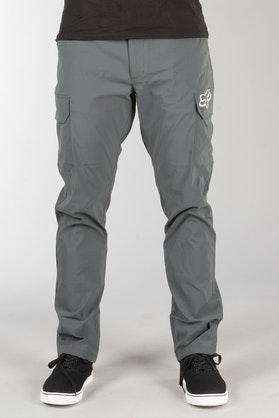 Spodnie Fox Pit Slambozo Tech Cargo Węgiel Drzewny