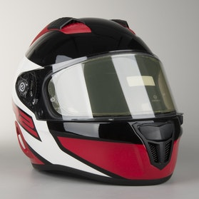 Schuberth SR2 Wildcard Red Helmet