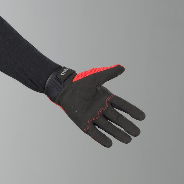 Acerbis Ramsey My Vented Gloves Red