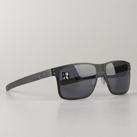 Oakley Holbrook Metal Sunglasses Matte Black