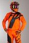 Motokrosový Dres Fox 180 Mastar MX 18 Oranžový