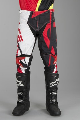 Acerbis Profile MX Trousers Black-Red