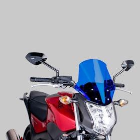 Owiewka Puig Racing Honda Niebieska