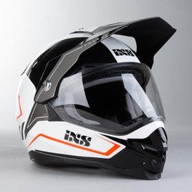 Adventure Helma IXS 207 2.0 Bílo-Černo-Červená