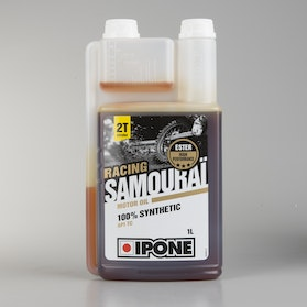 Ipone Stroke 2-T Samourai Racing 1L Fully Synthetic 2-Stroke Oil