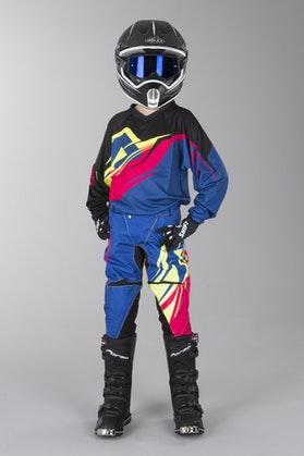 Acerbis MX Suckerpunch Desert Star Youth Motocross Kit