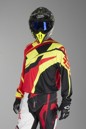 Acerbis X-Gear Jersey Blue-Orange