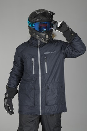 Snowpeople Sibiric Pro Touring Jacket Dark Blue