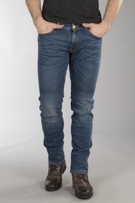 Spidi Qualifier Slim Fit Trousers Blue
