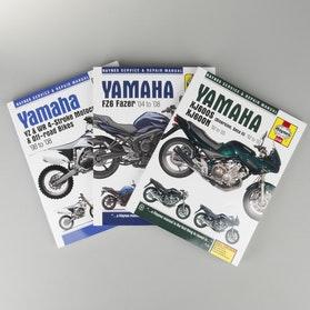 Książka serwisowa Haynes Yamaha