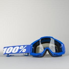Gogle Cross 100% Accuri Reflex Niebieskie