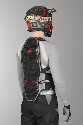 Zandona Shark EVC x8 Back Protection