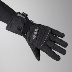 IXS Sonar Gloves Black
