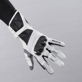 Klim Induction Gloves White