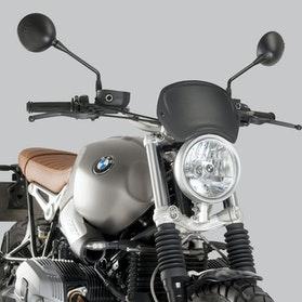 Tablica Przednia Puig BMW Karbon