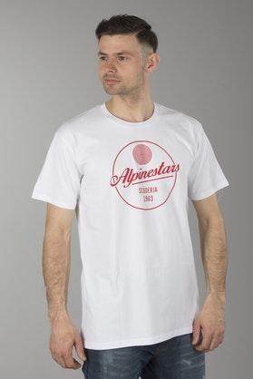 T-Shirt Alpinestars Decal Biały