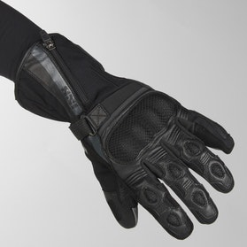 IXS Tour Montevideo-ST Gloves Black
