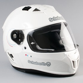 Schuberth SR1 White-Grey