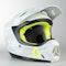 Motokrosová helma Scott 350 EVO Camo ECE Šedo-Žlutá