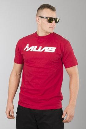 T-Shirt Alias Blocked 2 Cardinal