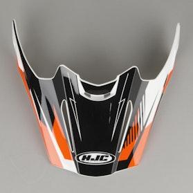 HJC RPHA X Shuma MC7 Helmet Shield Black-Orange