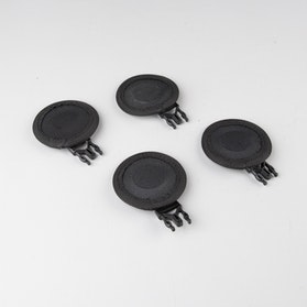 XLMOTO 4-Pack Magnets for Magnetic Tank Bag