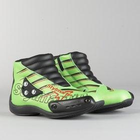 Buty Motocyklowe Stylmartin SPEED S1 Młodzieżowe Zielone