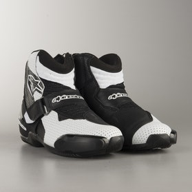 Alpinestars SMX-1 R Vented MC-Boots - Black-White