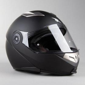 RXA Explorer Openable Helmet Matte Black