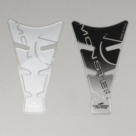 One Design Tank Pad Spirit Shape Logo Monster