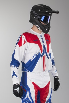 Alias A1 Jersey Red-White-Blue