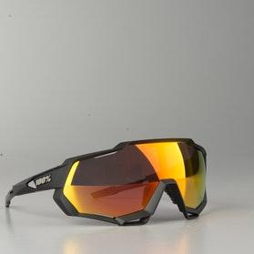 Brýle Cyklistické 100% Speedtrap Soft Tact Černé
