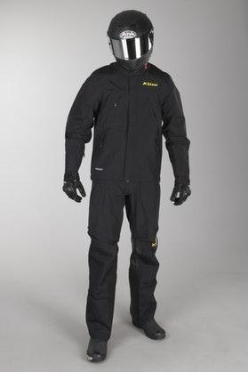 MC-Oblečení Dlouhý model Klim Traverse Černá