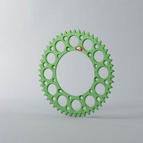 Zębatka tylna Renthal Aluminium zielona