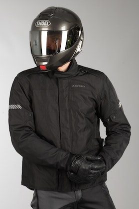 Acerbis Discovery Forest Jacket Black